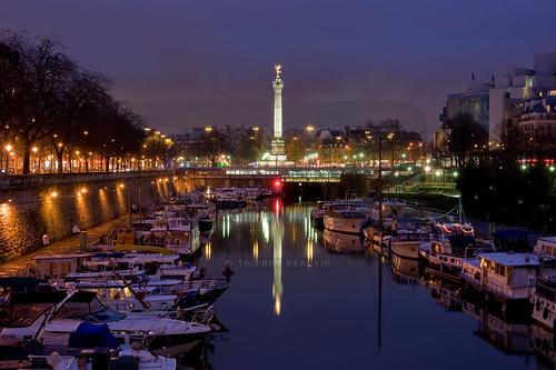 France paris 75012 le port de plaisance de paris arsen - Port de l arsenal paris ...