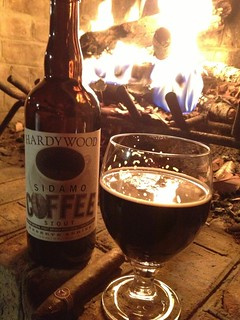 Hardywood Sidamo Coffee Stout -- My favorite of the trendy coffee stout style so far.  Unapologetically coffee forward, but not overly heavy or with lingering bitterness.  Great, creamy mouthfeel.  8 | by devildog0802