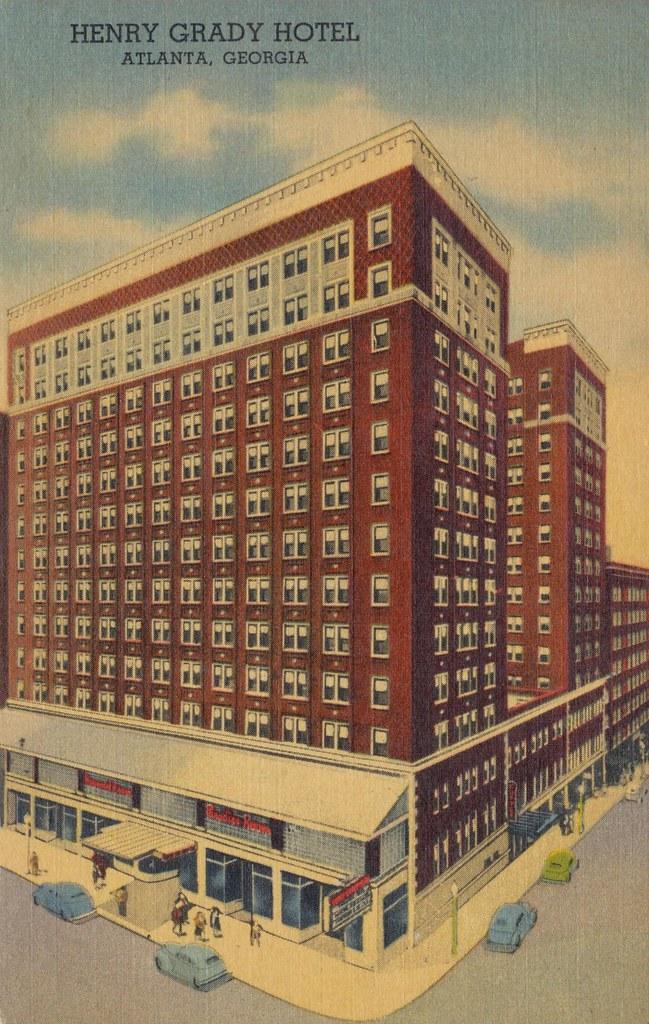 Henry Grady Hotel - Atlanta, Georgia