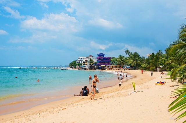 Sri Lanka - Hikkaduwa Beach : Flickr - Photo Sharing!