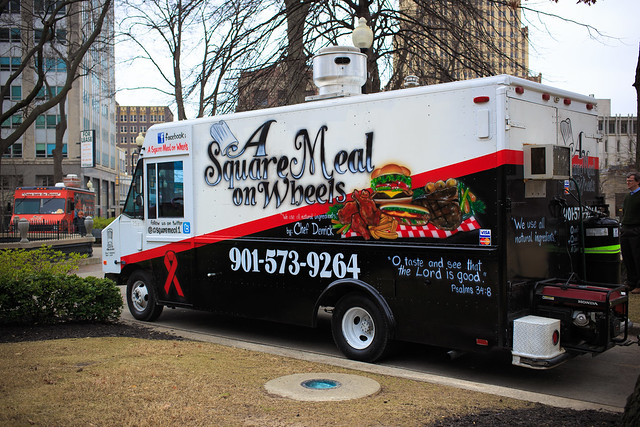 Food Trucks Davis Allstars