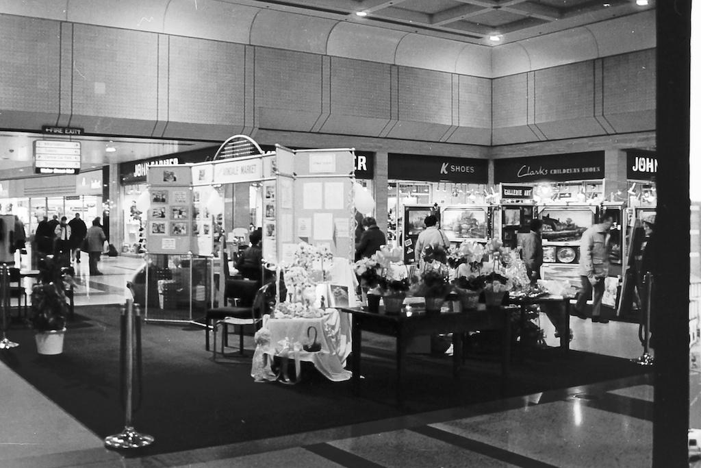 Luton Mall Shoe Shops