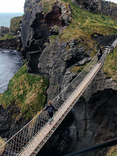 Carrick-a-Rede Rope Bridge | by Ashlae | oh, ladycakes
