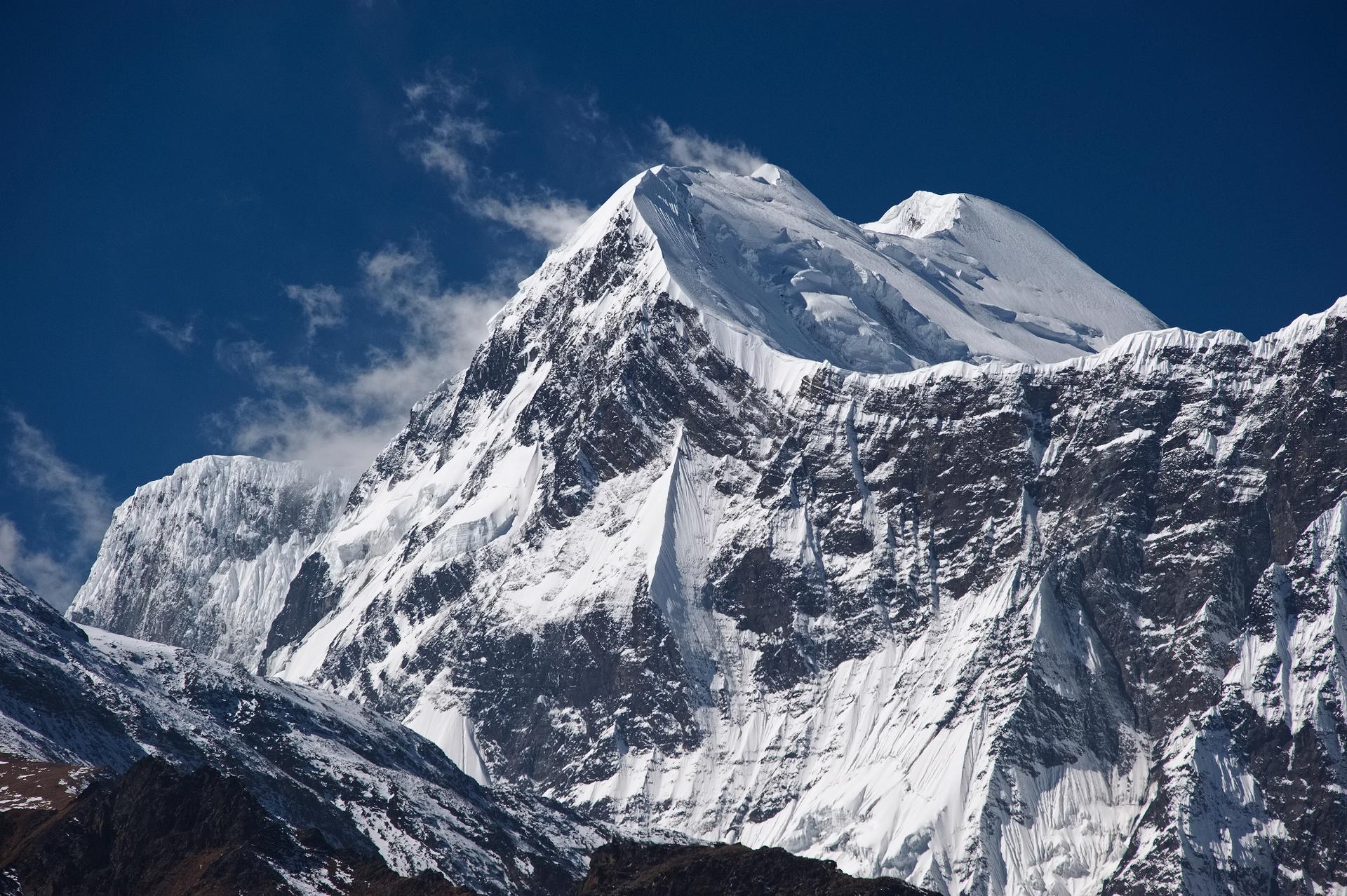Annapurna III (7555 m),  Nepal