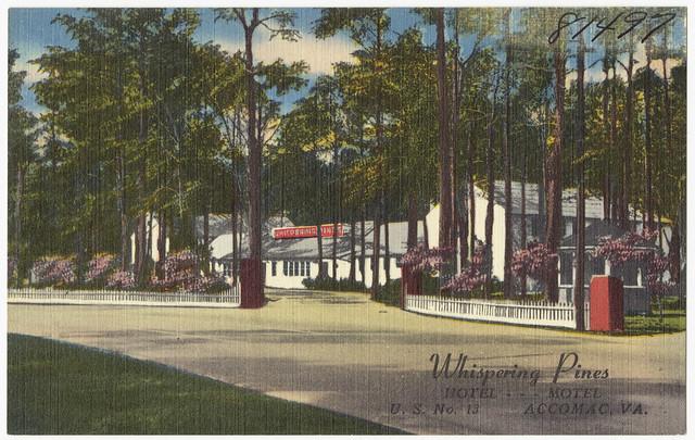 Whispering Pines Motel Cab Lake Mn