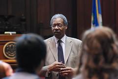 Civics Lesson at the Capitol