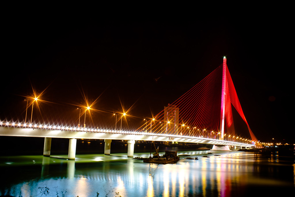 Tran Thi Ly Bridge - Da Nang City