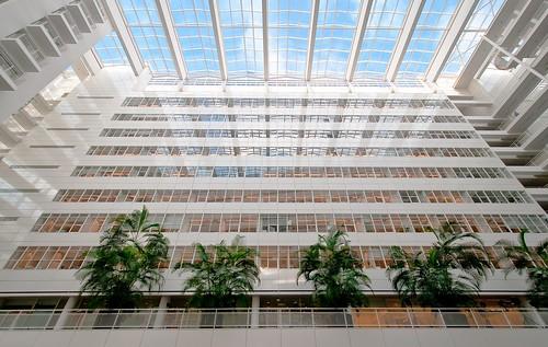 Stadhuis - Den Haag ook genoemd het ijspaleis