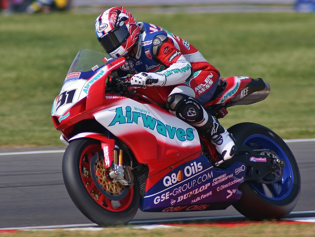 Ducati Superbike  Evo Top Speed