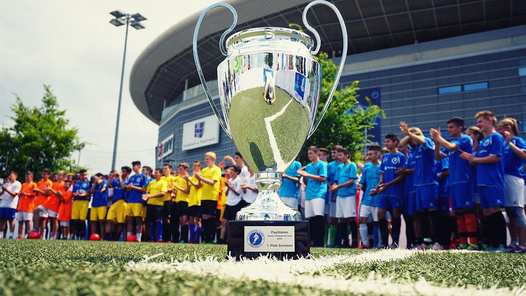 PlayStation Junior Champions Cup Finale - Sinsheim