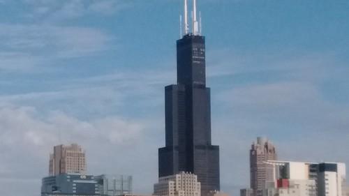 Chicago Skyline 01