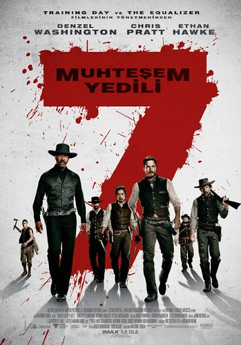Muhteşem Yedili - The Magnificent Seven (2016)
