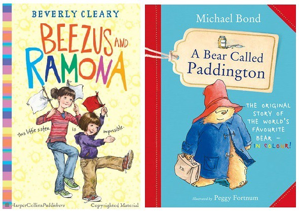 Family Read Alouds Summer 2016