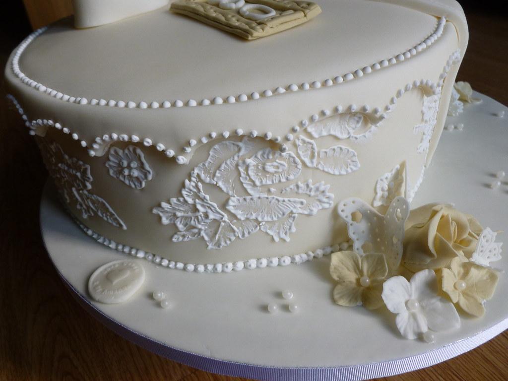 80th Birthday Cake 29 March 029 Amanda Flickr