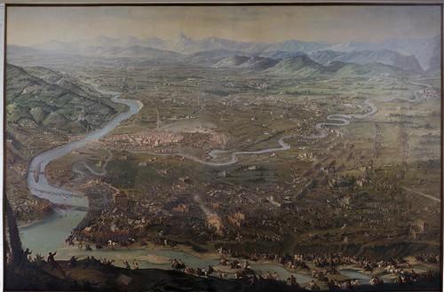 Battaglia di Torino, Sala 3