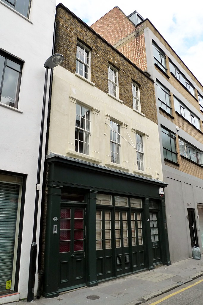 Terms Of Use >> Red Lion and French Horn, Clerkenwell, EC1   A former pub ...