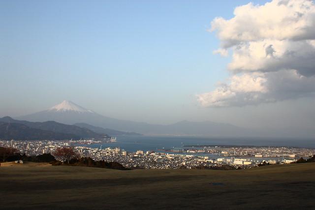 Mt. Fuji from Nihondaira
