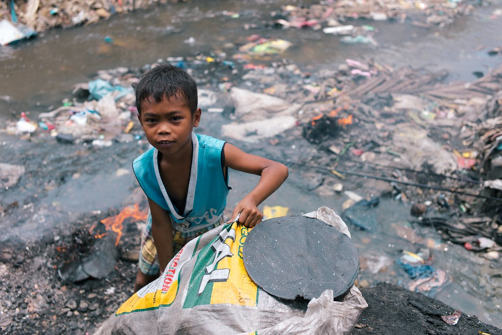 no time for play child labour in the philippines