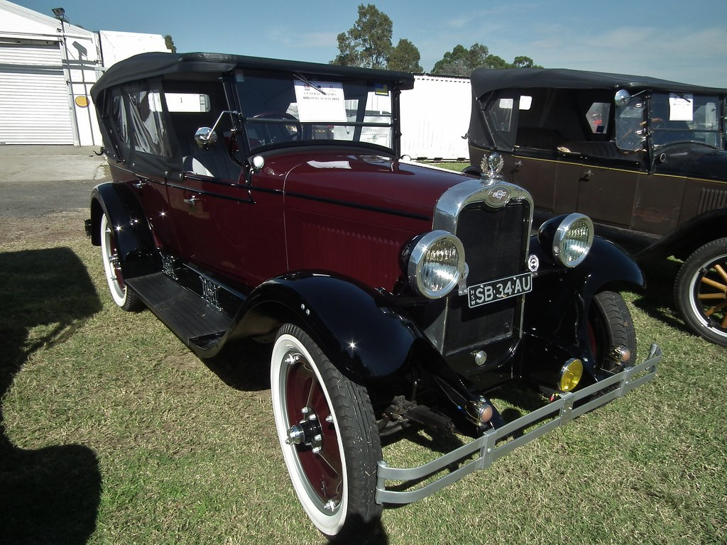 1928 chevrolet series ab national tourer 1928 chevrolet for National general motor club