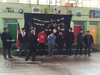 DÍA NACIONAL PUEBLOS ORIGINARIOS 2016