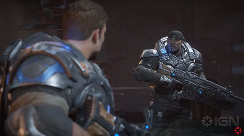 11 Changes Coming to Gears of War 4 #GearsofWar4 - Evil Avatar