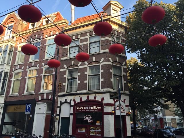 Chinatown de La Haya (Holanda)