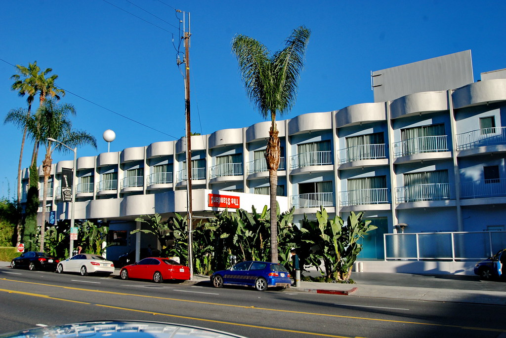 Boutique Hotels In West Los Angeles