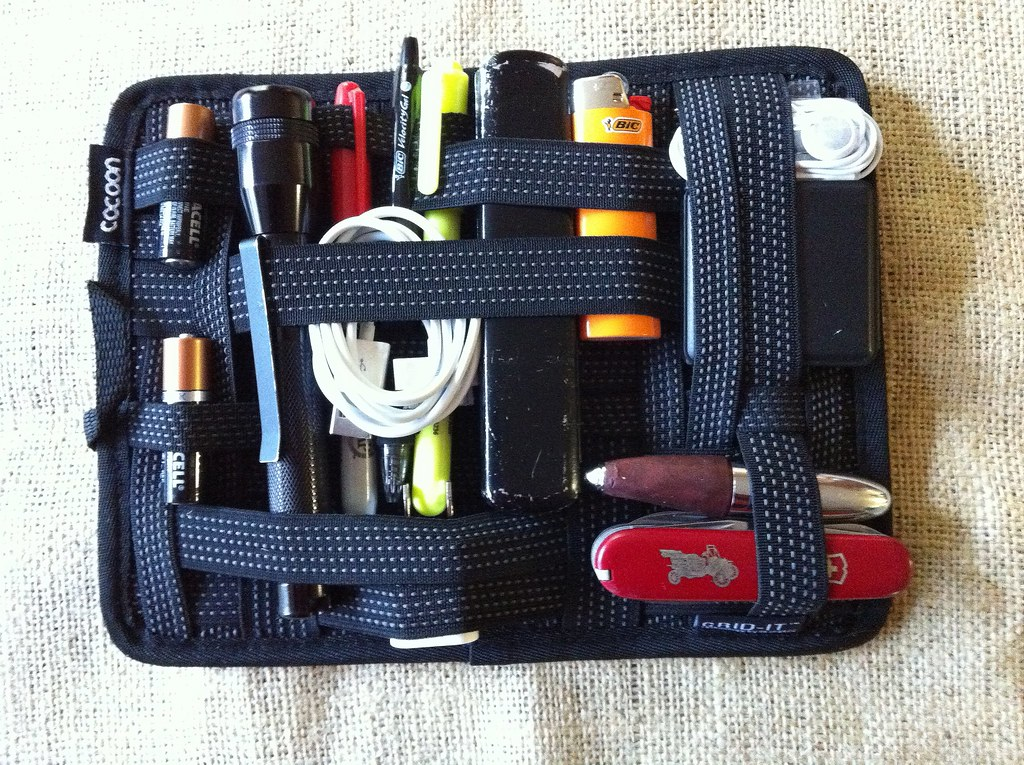 Grid It For My Edc Bag This Cocoon Grid It Goes Into My