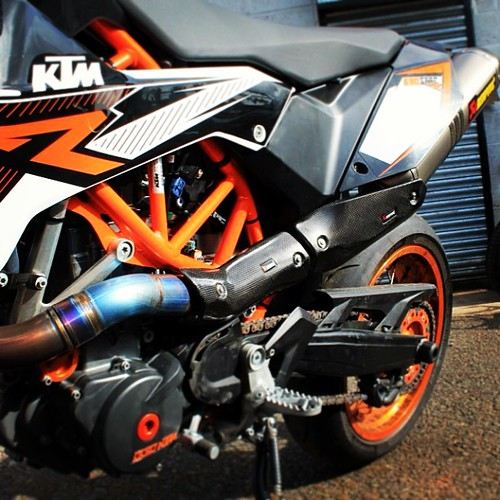 evo tuning kit on a 690 smcr animal supermoto ktm flickr. Black Bedroom Furniture Sets. Home Design Ideas