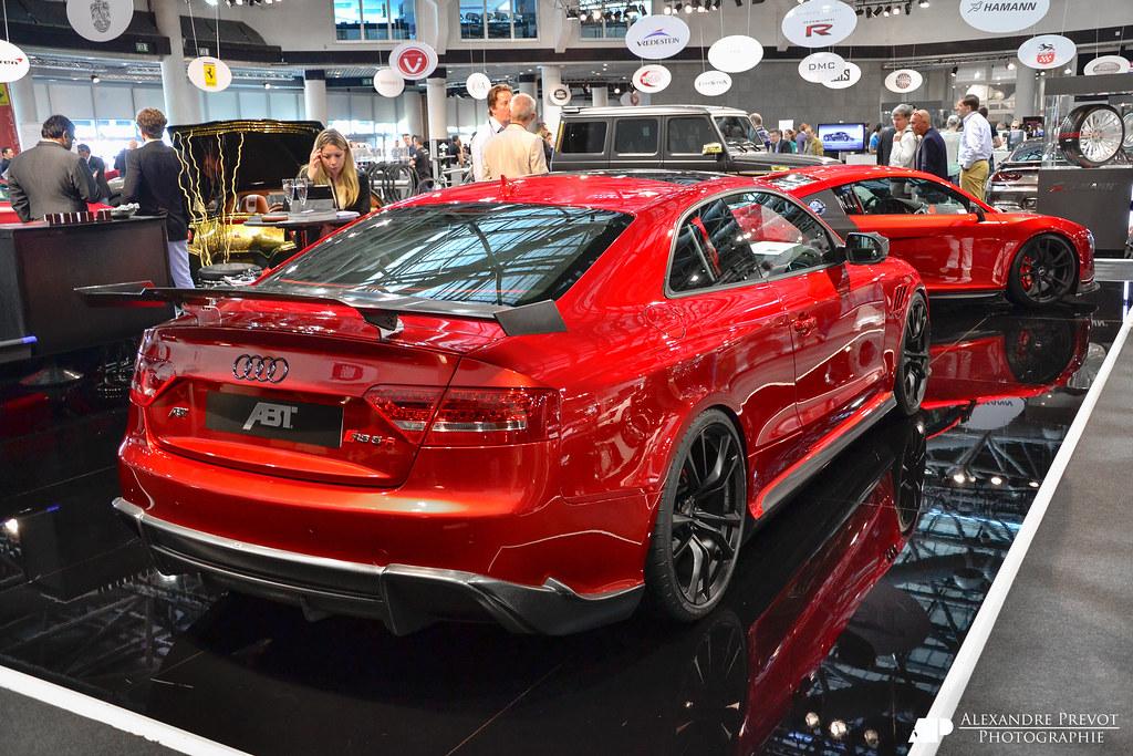 Audi Rs5 R Par Abt Www Grand Est Supercars Com
