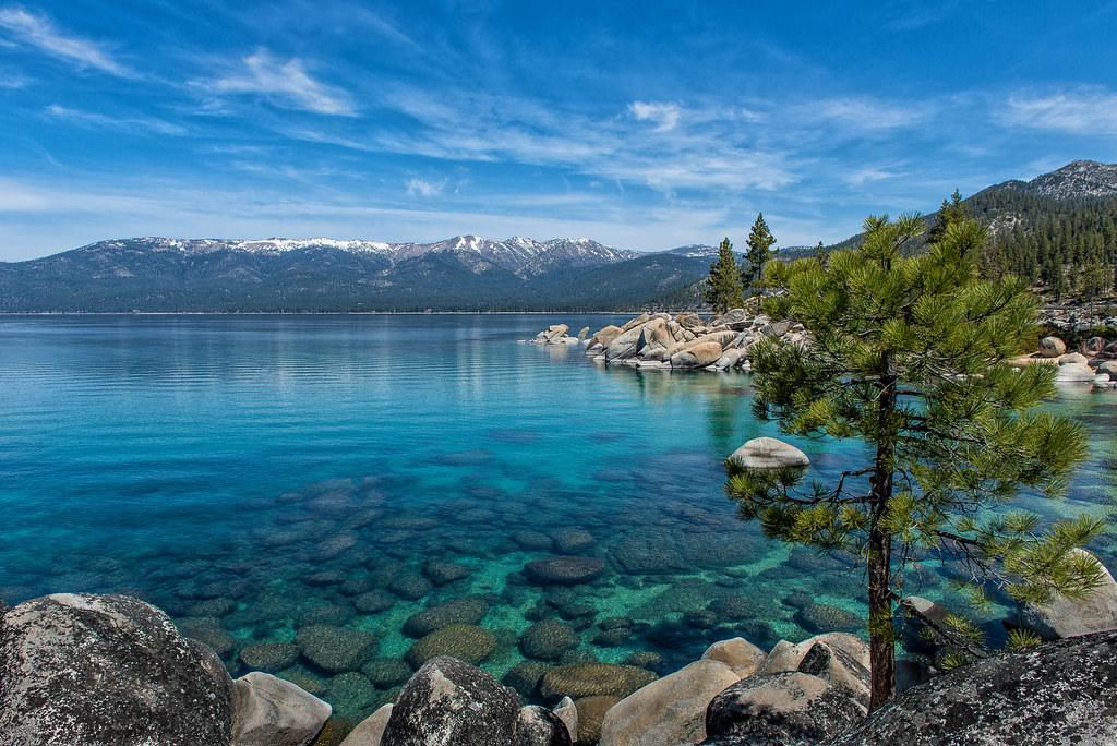 Sand Harbor, Lake Tahoe