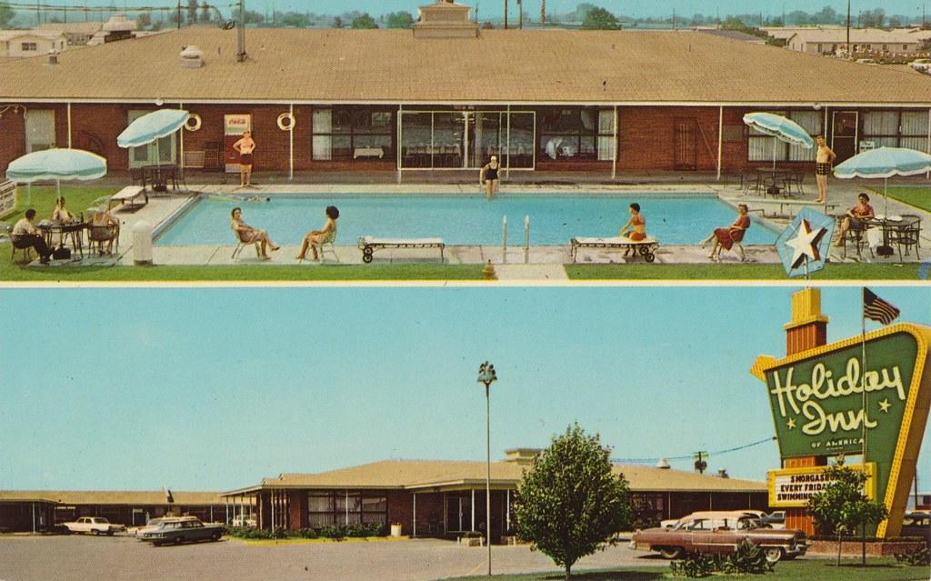 the cardboard america motel archive holiday inn. Black Bedroom Furniture Sets. Home Design Ideas