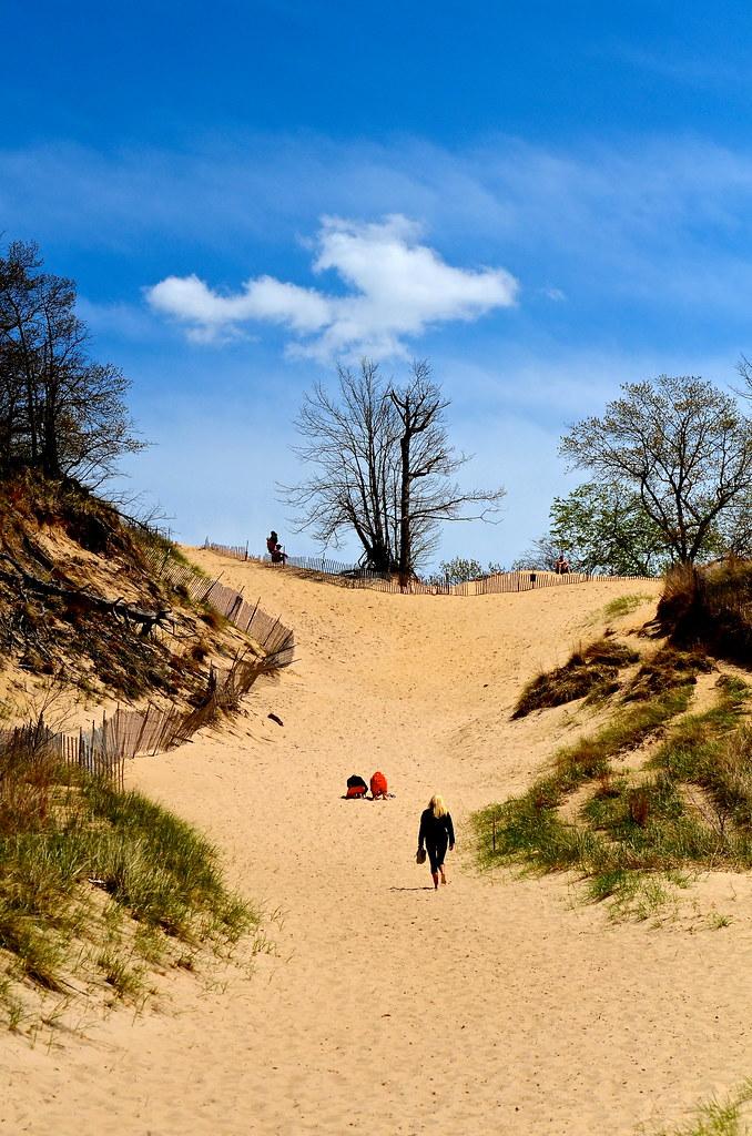 Devil S Slide Indiana Dunes Chesterton Indiana Flickr