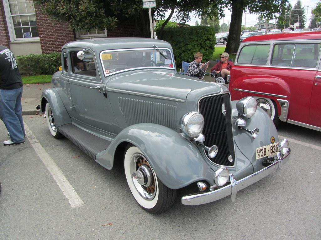 Sedro Woolley Car Show