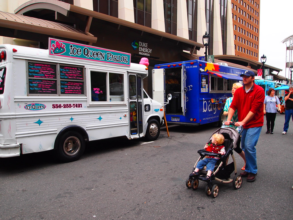 Food Truck Rodeo Raleigh Nc 10 13 13 008 Downtown