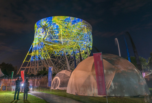 'Discover The Bluedot' - Jodrell Bank | by Kristofer Williams