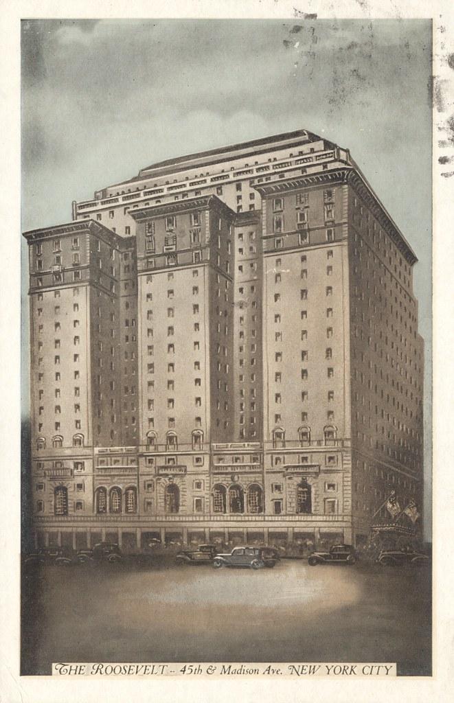 The Roosevelt - New York, New York