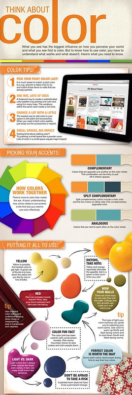 How color can change a room