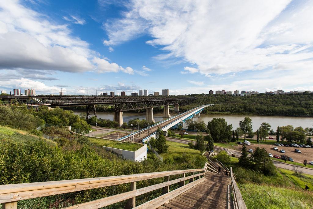 Edmonton's River Valley