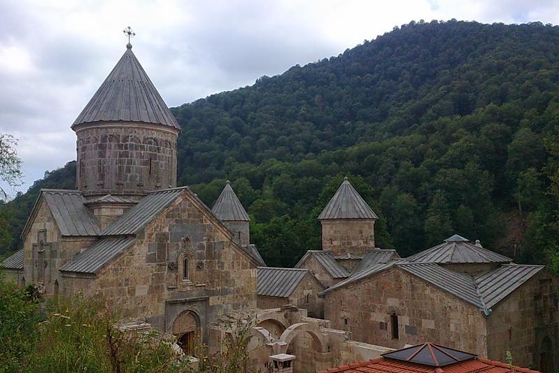 Dilijan, Haghartsin, 2013.08.07 (02)