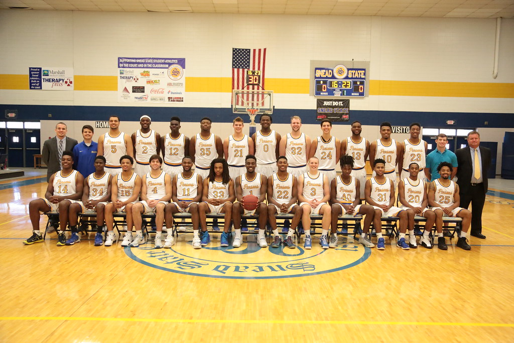 2016-2017 Mbb Team  Snead State Community College  Flickr