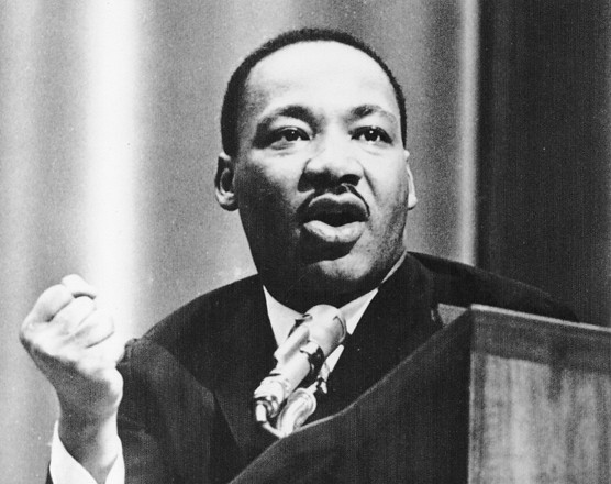 Martin Luther King Jr Gives A Speech During His Msu Visi Flickr