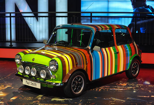 paul smith mini park lane my first car was a mini a 850 flickr. Black Bedroom Furniture Sets. Home Design Ideas