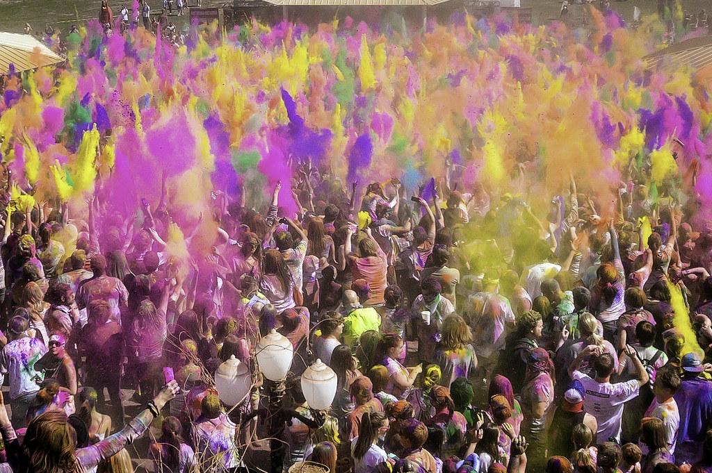 Holi Festival Of Colors Food