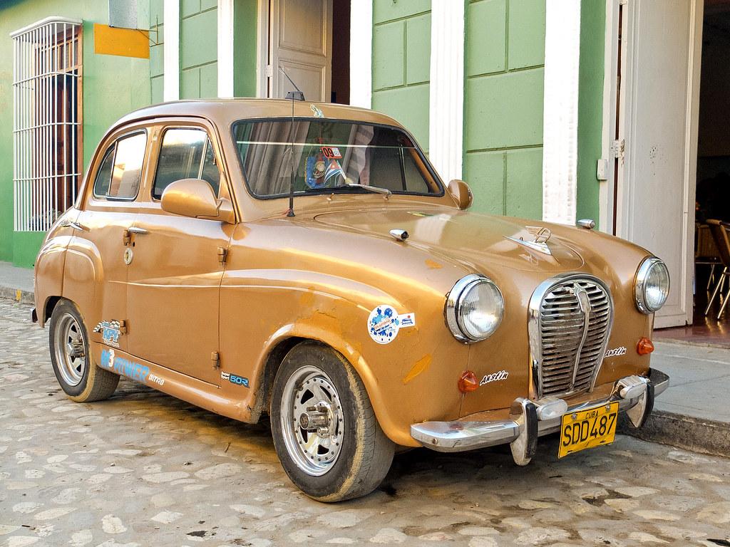 Austin A30 | Seen in Trinidad...not all vintage cars in Cuba… | Flickr