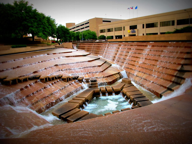 Fort Worth Water Gardens Flickr Photo Sharing