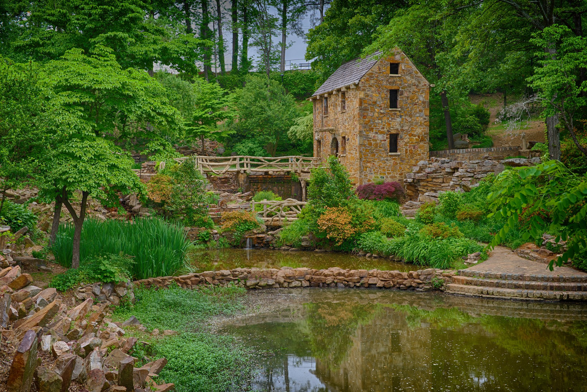 The Old Mill - North Little Rock, AR