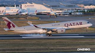 Qatar A350-941 msn 036