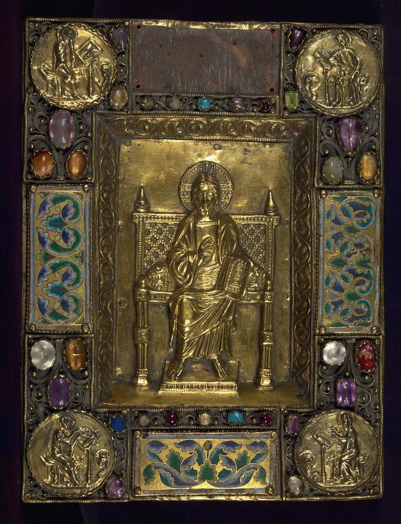 fragmentary psalter  binding  nineteenth