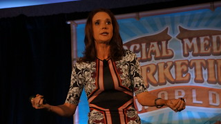 Keynote: Sally Hogshead - Social Media Marketing World 2013 | by TopRankMarketing
